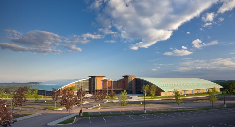 TD Bank Sports Center - Quinnipiac University